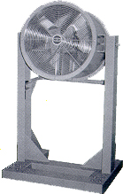 Heavy duty industrial mancooling fan mancoller ventilator